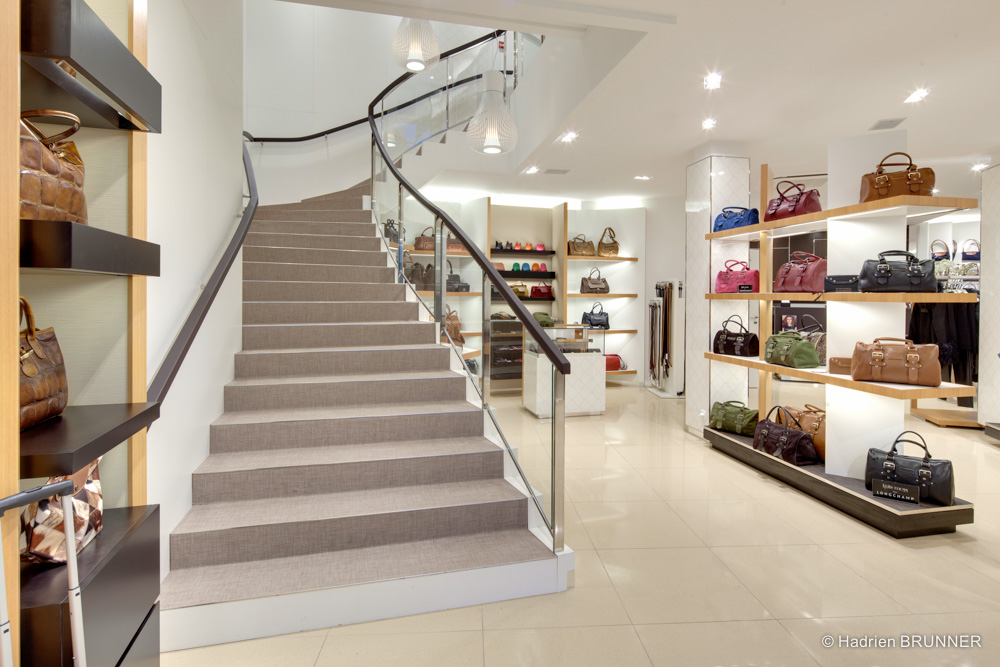 Photographe Boutique Lonchamp - Hadrien BRUNNER