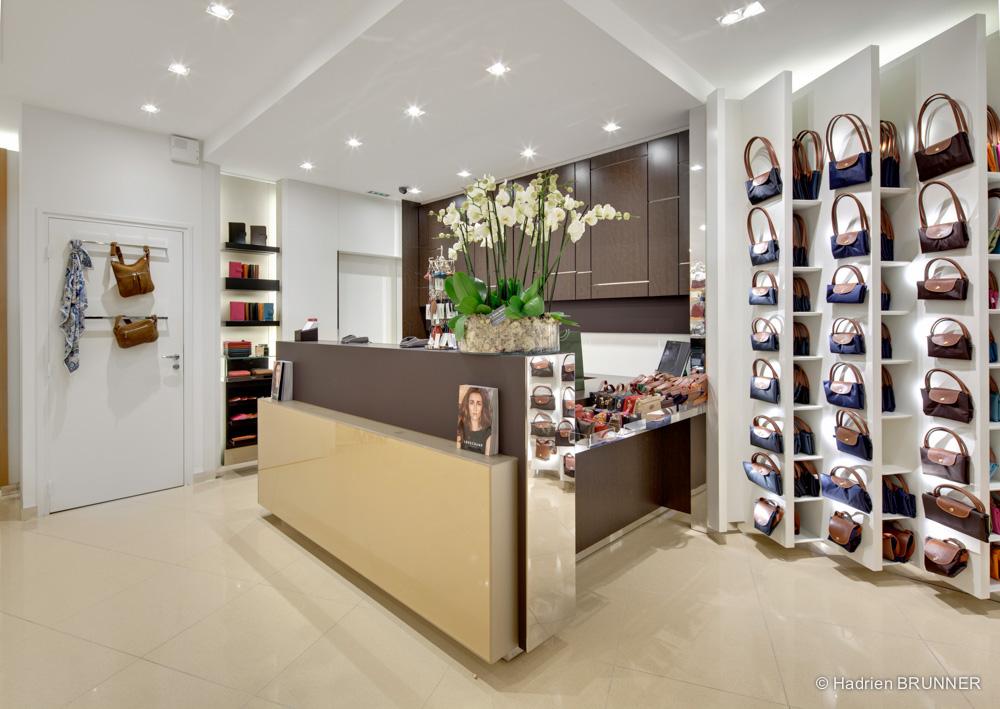 Photographe agencement boutique - Hadrien BRUNNER