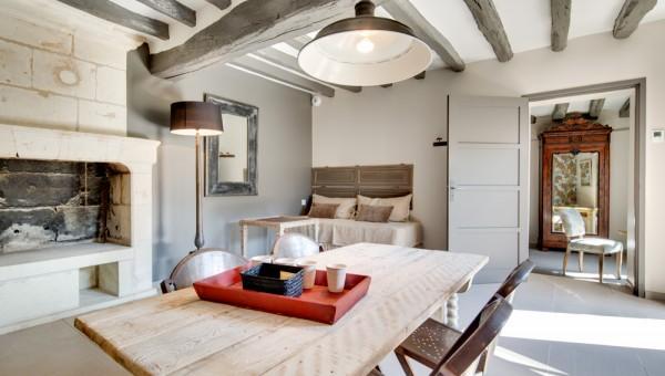 Photographe decoration intérieure Nantes Saumur