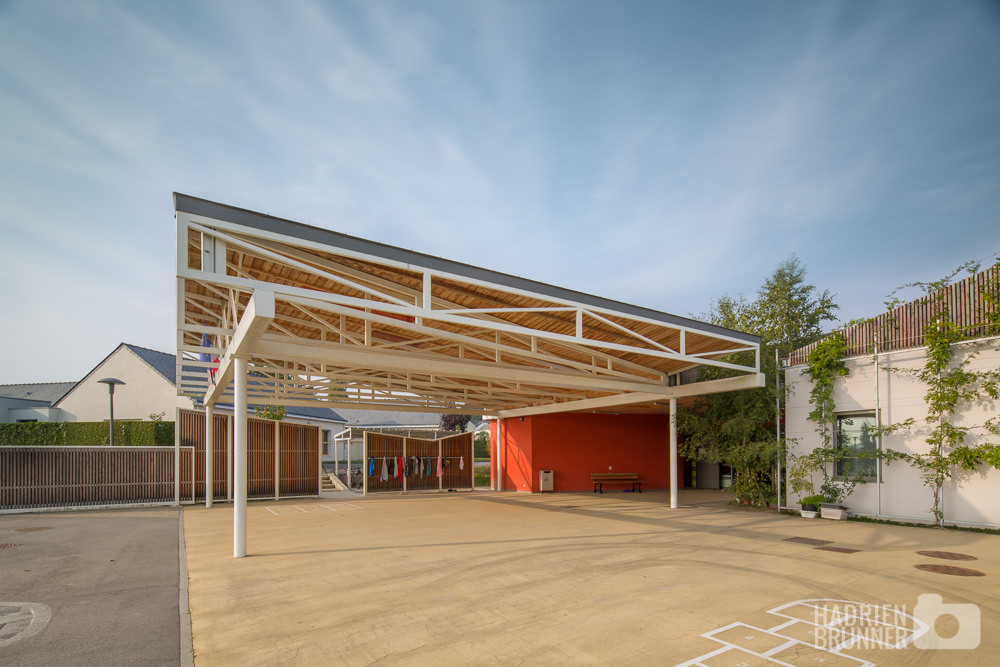 Ecole Jean-de-la-fontaine Guérande - Photographe Hadrien BRUNNER