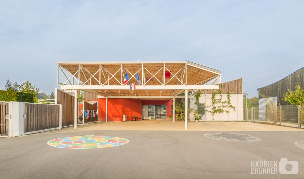 Photographe Architecture Loire-Atlantique Ecole