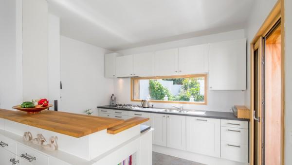 Photographie et valorisation immobilière professionnelle de biens immobiliers en Loire-Atlantique, Bretagne et Vendée (44) - Shooting d'une maison de particulier à Pornichet.