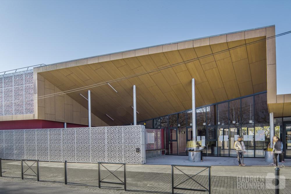 Photographe Architecture Batiment Nantes