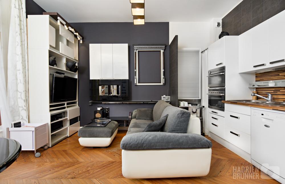 Photographe immobilier appartement La Baule