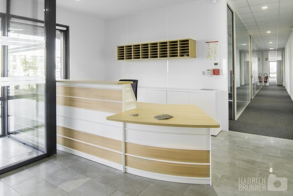 Photographe intérieur bureaux Nantes