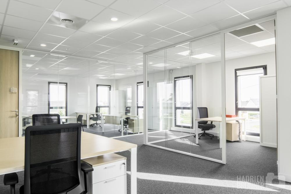 Photographe Nantes entreprise bâtiments professionnels