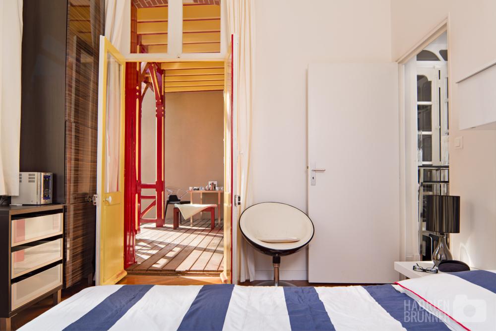 Photographie immobilière appartement La Baule