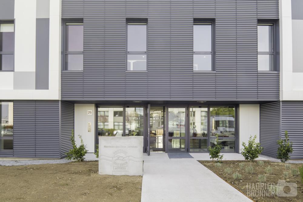 Reportage photo architecture corporate Nantes