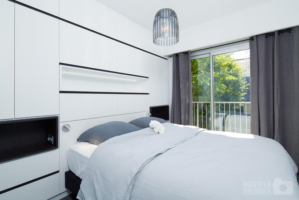 photographe architecture bretagne appartement au pouliguen. Black Bedroom Furniture Sets. Home Design Ideas