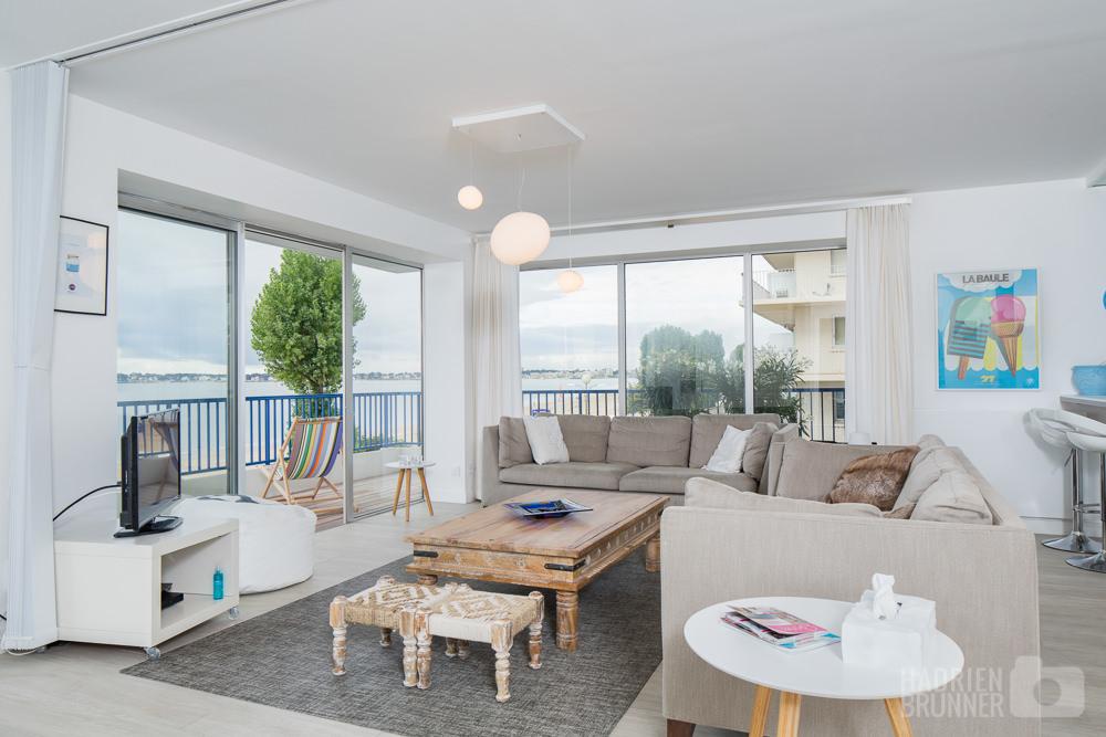 photographe immobilier particuliers la baule appartement louer. Black Bedroom Furniture Sets. Home Design Ideas