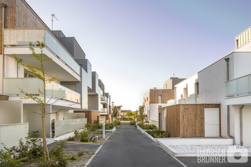 Photographe architecture carre vert suce - Photographe Hadrien BRUNNER