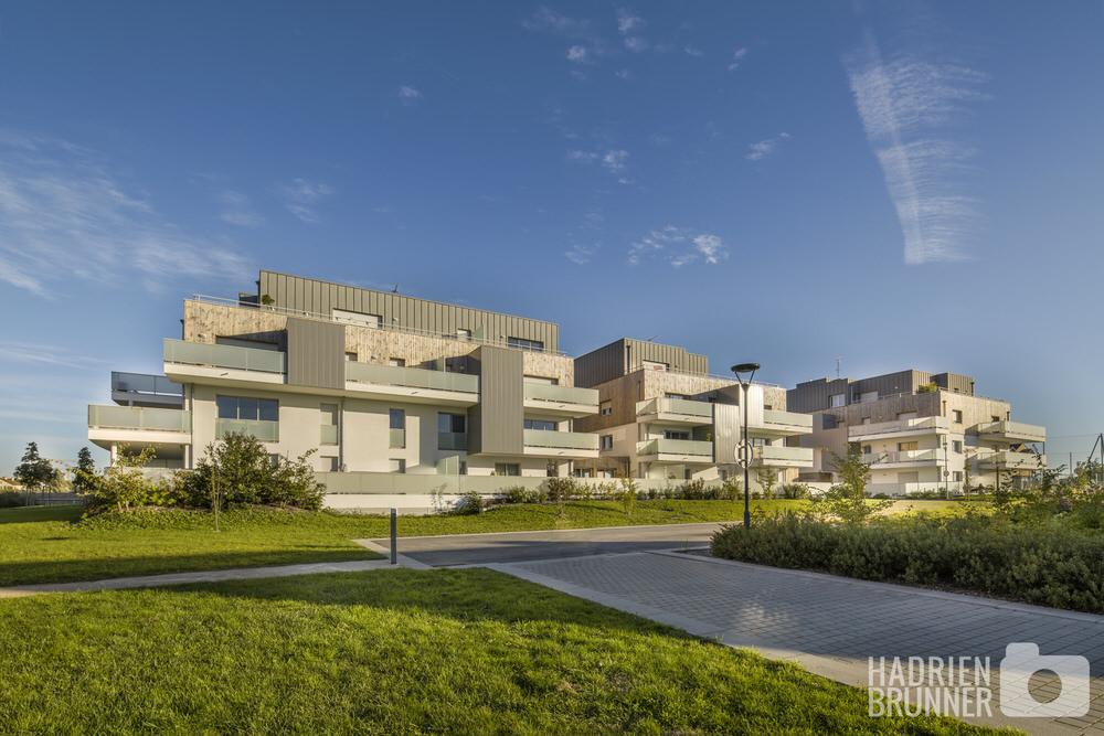 Photographe Architecture Nantes - Hadrien BRUNNER