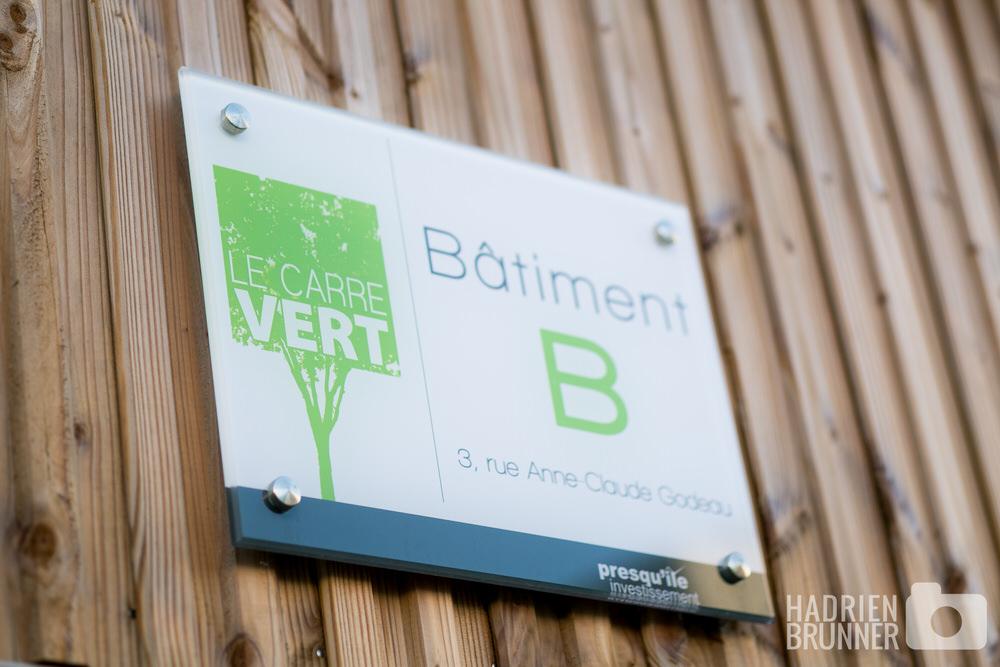 Reportage Carre Vert Suce Sur Erdre - Hadrien BRUNNER