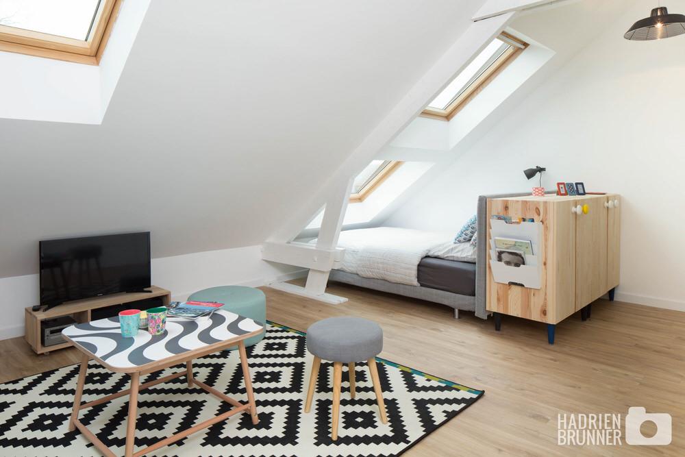 photos d 39 int rieur pour appartement louer saint nazaire. Black Bedroom Furniture Sets. Home Design Ideas