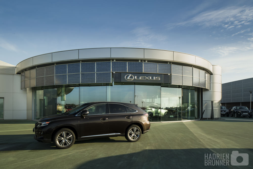 photographe-architecture-la rochelle-concession-Lexus