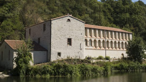 Photographe Architecture Patrimoine - Moulin à papier du liveau Gorges - Architectes Debarre et Forest